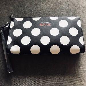 Sephora Rouge Exclusive Makeup Bag Clutch
